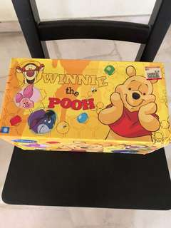 Winnie The Pooh container