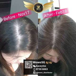 *Best Selling* WOWO Haircare series
