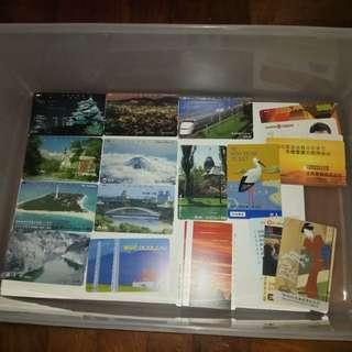 Beautiful Japan Scenery Phone Cards. Free: Singapore, China & Malaysia Phone Cards