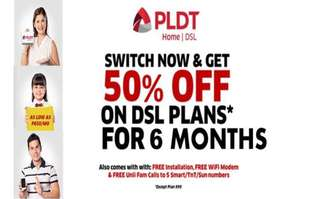 PLDT Switch Offer