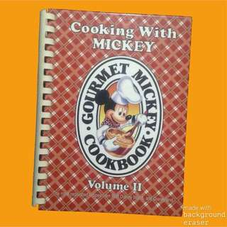 Cooking With Mickey Volume II (REPRICED!!)