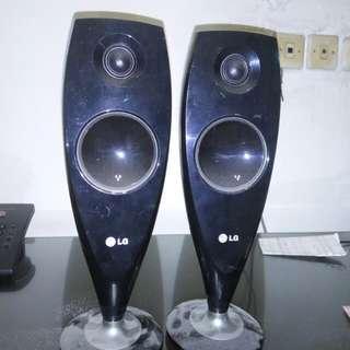 LG Rear Speaker