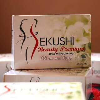 SEKUSHI PREMIUM WHITENING SOAP
