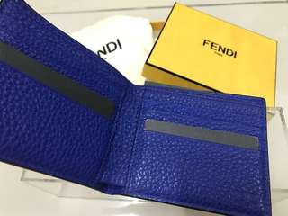 💥FENDI Men Wallet AUTHENTIC