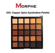 Morphe Eyeshadow Palette Copper Spice