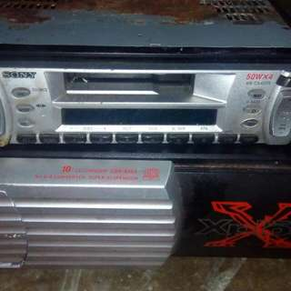 Radio Lama& cd changer