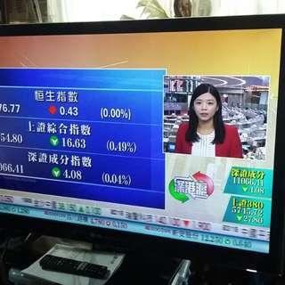 LG 47吋高清电视机