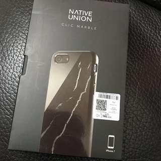Native Union clic marble iphone7 case