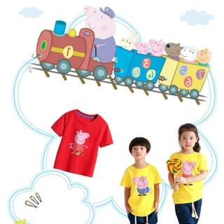 [PREORDER] Peppa Pig Family Shirt