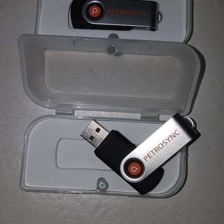 8GB Thumb drive. Two for $5
