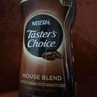 original TASTER'S CHOICE houseblend