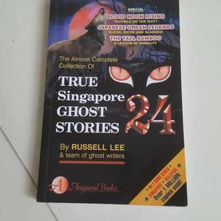 True Singapore Ghost Stories #24
