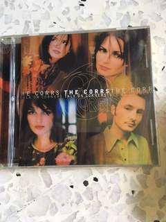 "THE CORRS ""Talk on corners"" original CD"