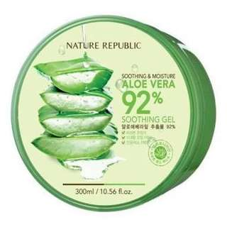 [share in jar] nature republic soothing n moisture