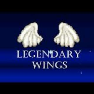 BUYING LEGENDARY WINGS ACCOUNT