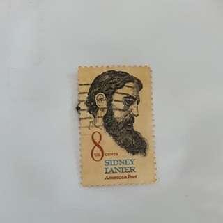 *Rare* #1446 - 1972 8c Sidney Lanier