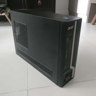 Acer Veriton X4630G Bare Chassis (Motherboard, Cooler, PSU, DVD only)