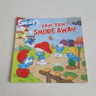 Smurfs - rain, rain, smurf away