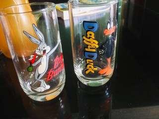 Glass x2