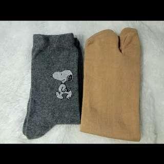 Kaos kaki dapat dua (new)