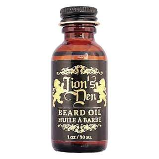 Lion's Den Beard Oil & Balm