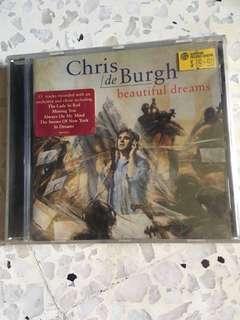 "Chris de Burgh ""Beautiful dreams"" original CD"