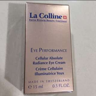BNIB La Colline Eye Cream
