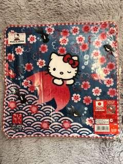 Hello Kitty 25cm x 25cm 毛巾