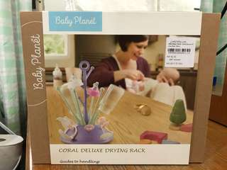 Coral Deluxe Drying Rack