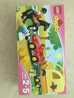 LEGO Duplo ages 2-5yrs