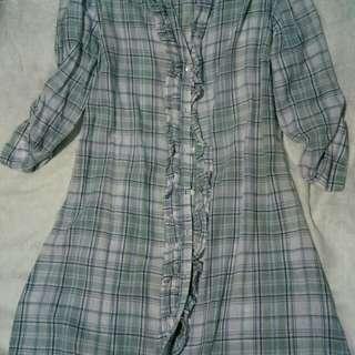 Authentic M&S Long blouse