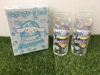 Cinnamoroll Glass Set of 2