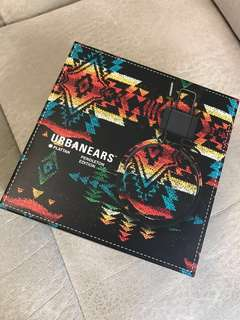 Urbanears Plattan Pendleton Edition Headphones Earphones native indian fabric 耳機 耳筒 民族花