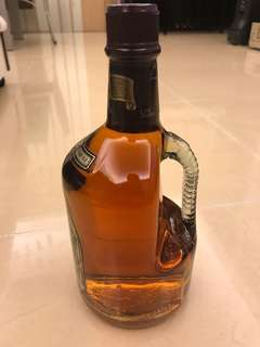舊版有手柄 Chivas Regal 12 years old 2L
