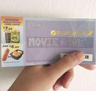 GV Movie Voucher