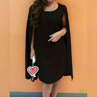 👗Elegant Black Dress