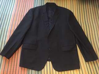 Customized Coat and Slacks for Men Size XXL
