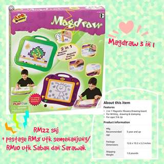 Magdraw 2 in 1