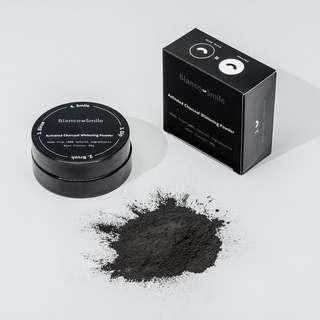 BIANCO SMILE Charcoal Natural Whitening Powder
