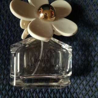 Marc Jacobs Miniature 'large'bottle (empty)