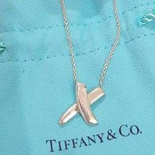 Authentic Tiffany necklace