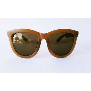 SHELBY SUNGLASSES (BROWN)