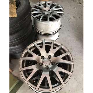 """Volkswagen & Audi Sport Rim 17"""""""