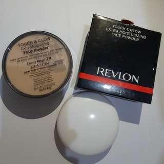 Revlon Loose Powder - Sharing size