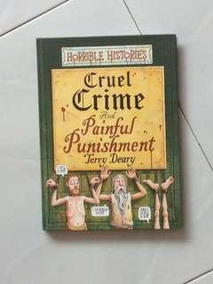 Horrible Histories Books (2)