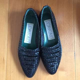 JOAN & DAVID new weaved shoes Sz 6B