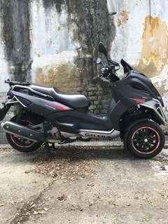 Piaggio Fucco 500 ie !!! (Reserved)