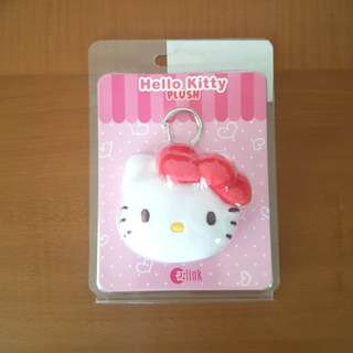 Hello Kitty Ezlink Plush (Red & Pink)