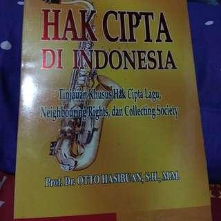 Hak cipta di Indonesia