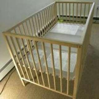 Sniglar Baby Cot (Ikea)